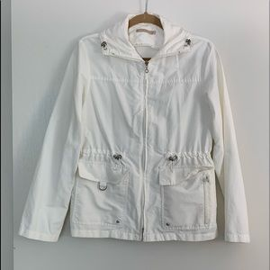 LA PHARE DE LA BALEINE - Light white jacket - SM